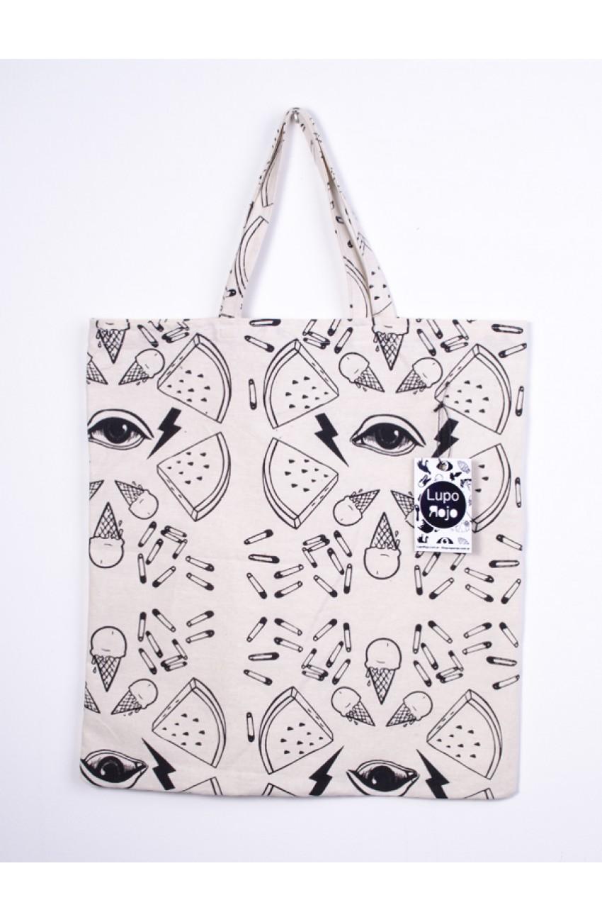 """Tote Bag """"Sandía"""""""